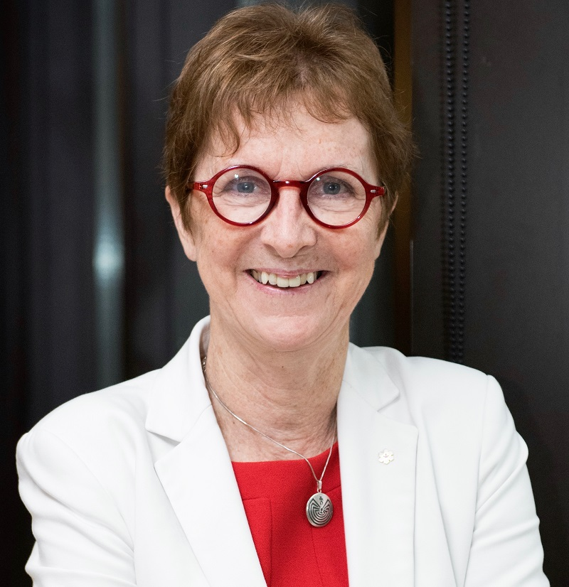Janet Rossant (Chair)