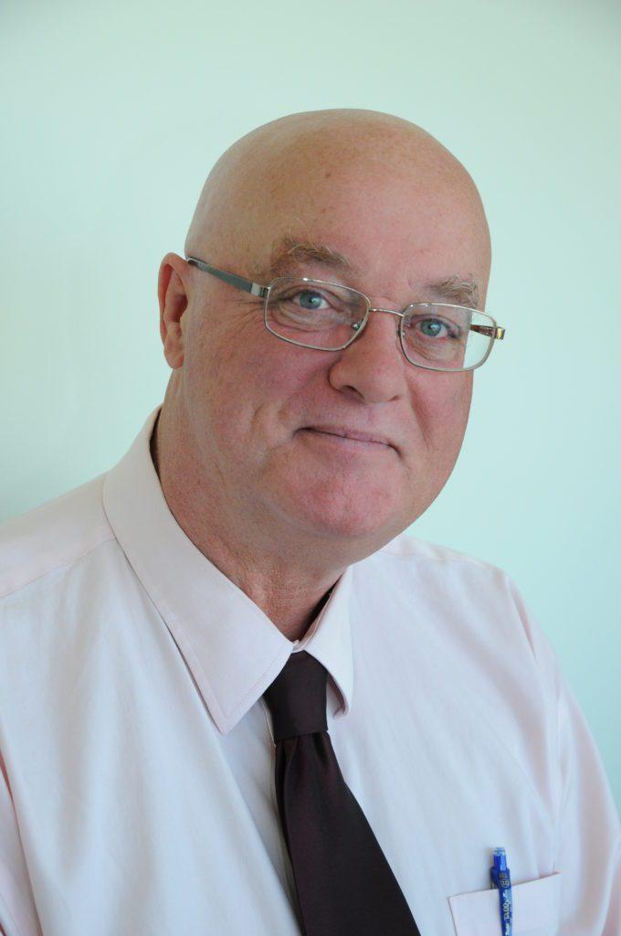 Ronald Heslegrave