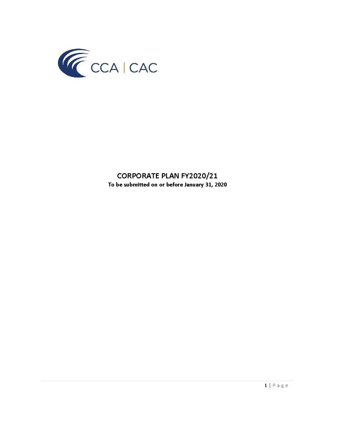 corporate publication cover